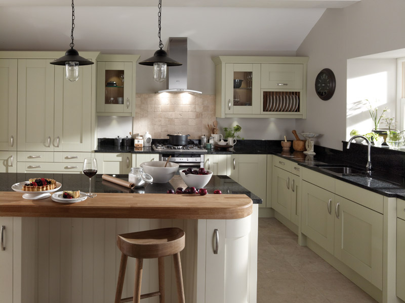 Milbourne Alabaster Classic Kitchen Designs - Ayrshire