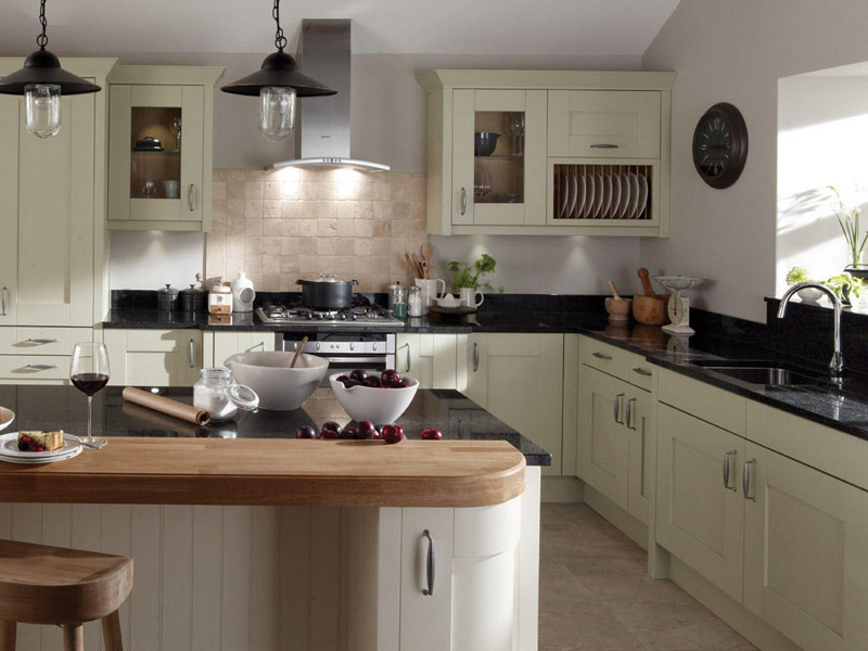 Milbourne Sage Classic Kitchen Designs - Ayrshire