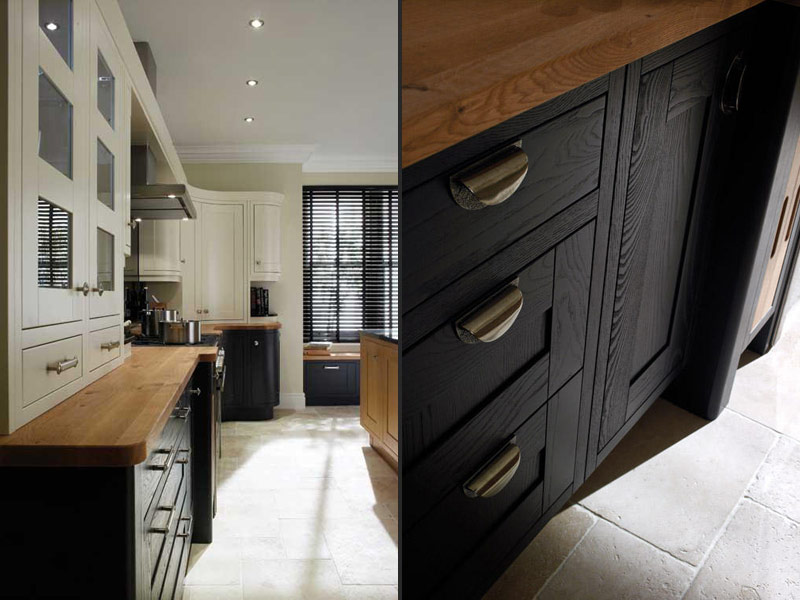 Milton Painted Classic Kitchen Designs - Ayrshire