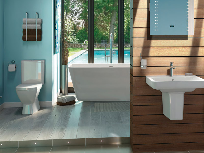 Bathroom Suites Ayrshire
